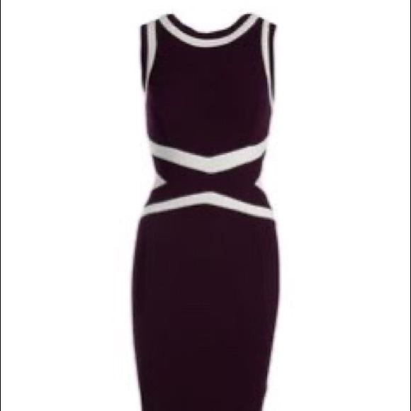 Shelby Palmer career purple midi dress NWT 14
